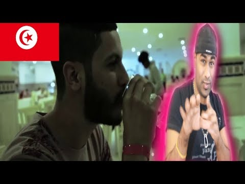 "SAMARA_ feat RUKA _ """"Fe DHI9E"""" | TUNISIAN MUSIC REACTION"