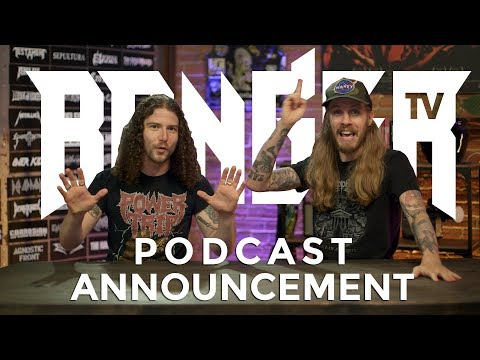 BangerTV Podcast Announcement | Watch the first 10 Episodes now !