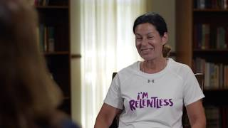 ICC Julie Foudy and Andrea Brimmer Interview