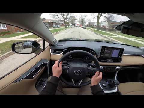 2020 Toyota RAV4 Limited AWD: Virtual Test Drive — Cars.com