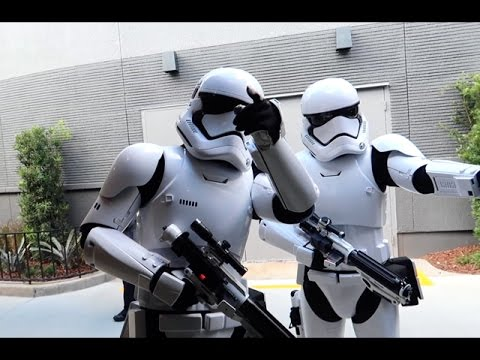 These Stormtroopers Really Like My Hat! Further Adventures Into Disney's Hollywood Studios