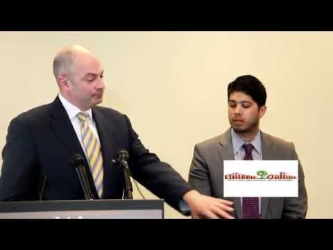 Press Conference Law Firm Shulman Rogers MPLS August 12 14