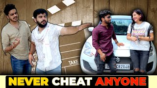 Never Cheat Haryanvi || Lokesh Bhardwaj || Ft. Rachit Rojha || Aashish Bhardwaj