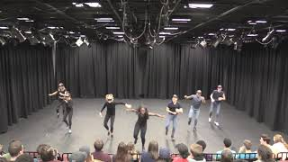 """Runaway Baby"" (Bruno Mars) - Dance Workshop 2018"
