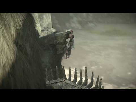 Shadow of the Colossus - E3 20...