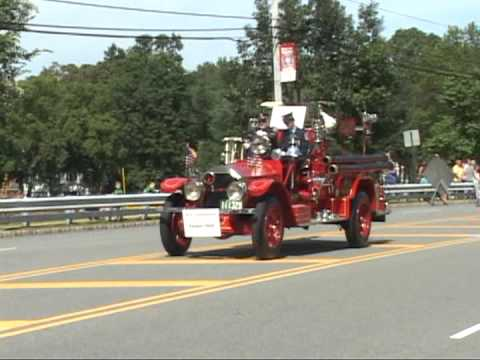 Roseland,nj Fire Department 100th Anniversary Parade