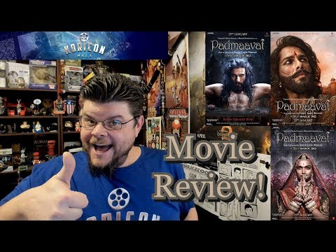 🔵🎥 Padmaavat - Hindi Movie Review!