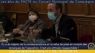 Conseil Municipal du 12/02/2021