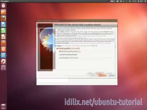 10 Virtual Machines - Ubuntu 12.04 LTS Tutorial 2 - Features & customizations