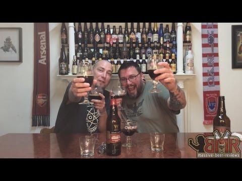Massive Beer Reviews # 37 1997 Sam Adams Tripel Bock Blending Experiements