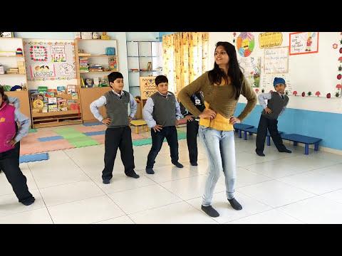 Aashiya barfi (dance for kids)