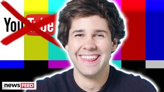 Is David Dobrik Quitting YouTube For TV?