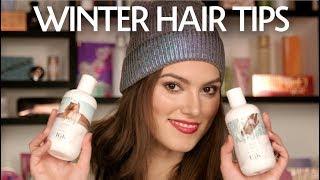 Winter Hair Tips | Sephora