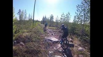 MTB Oulu, Hiukkavaara/Valkeisjärvi/Sankivaara