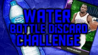 2K WATER BOTTLE FLIP CHALLENGE DISCARD | NBA 2K16 MyTEAM