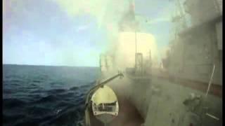 "Frigate ""Tatarstan"" project 11661 (Gepard class frigate)"