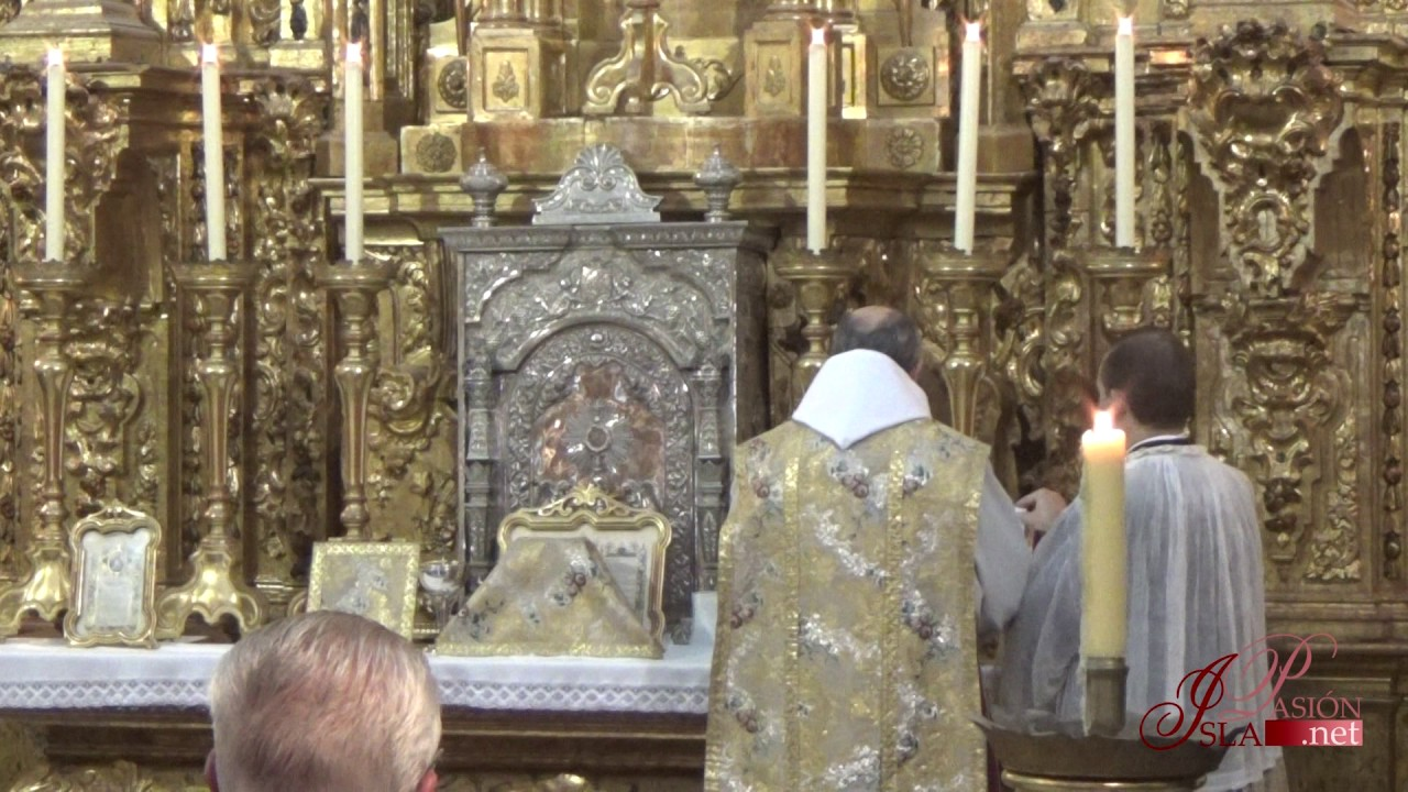 Vetus Ordo Missae - Misa en latín cantada en la Compañía