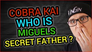 Cobra Kai - Who is Miguels Father?