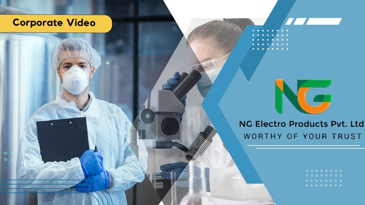 Corporate Video Maker | NG Electro Baddi | Production House In Delhi NCR | Industrial Videography
