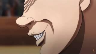 【Twitterで話題】Sikorsky vs Gaia  【刃牙】シコルスキーにガチ切れして反則をドヤ顔でやってしまうガイアさん