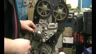 ROVER K Series Cambelt Change Video