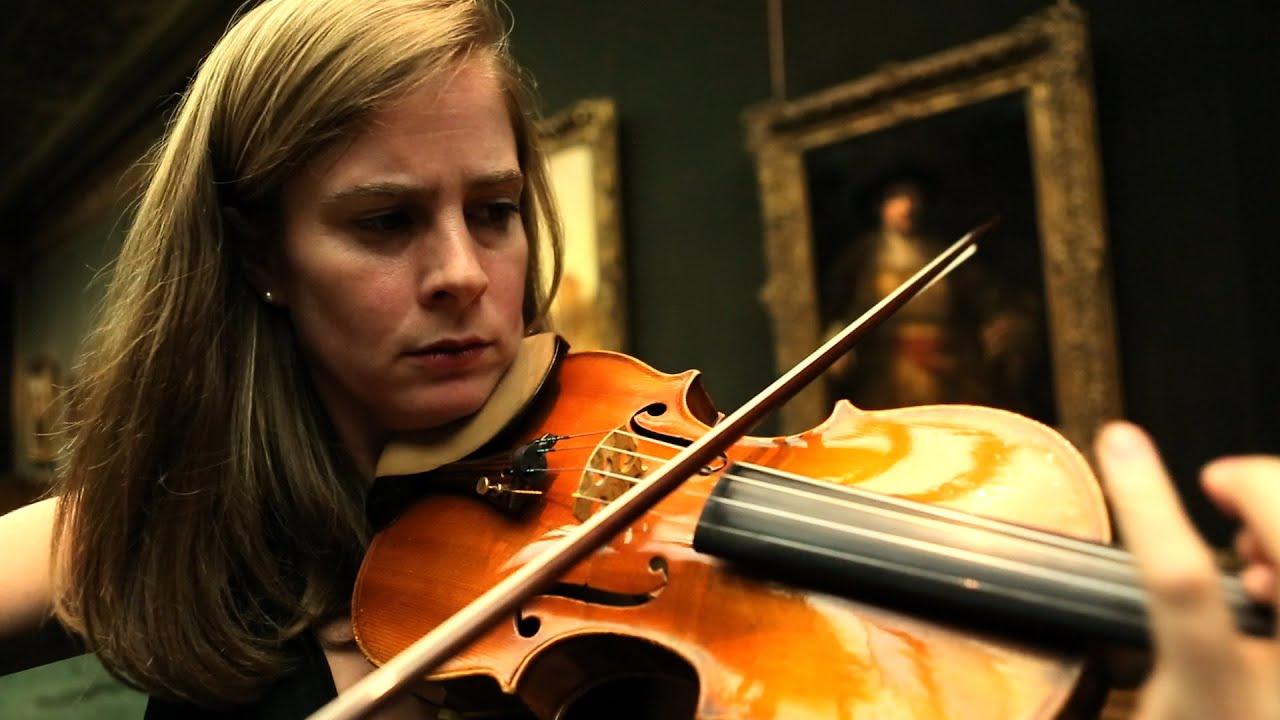 Mozart Minute: Eva Burmeister (Canvas to Concert)