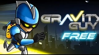Gravity Guy FREE | Gravity Guy FREE Android App Review - CrazyMikessapps
