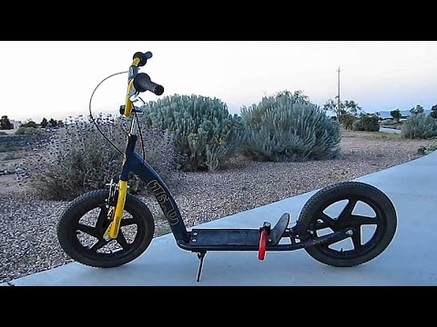 Apologise, Adult kick scooter