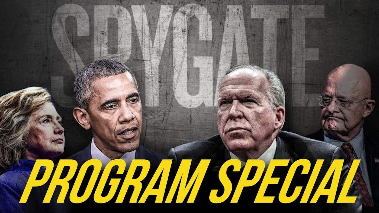 Epoch Times DECLASSIFIED: Focus in Spygate Scandal Shifts to CIA, Former Director Brennan - The Epoc