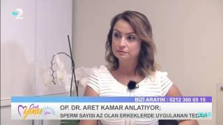 Aret Kamar - Çok Yaşa Yaz Programı 15.07.2016