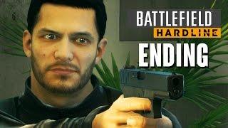 Battlefield Hardline ENDING Walkthrough Part 14 - Episode 10 (Single Player)