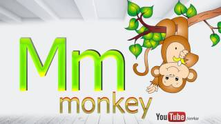 A for Apple | abc song phonics | ABC Alphabet Songs with Sounds for Children
