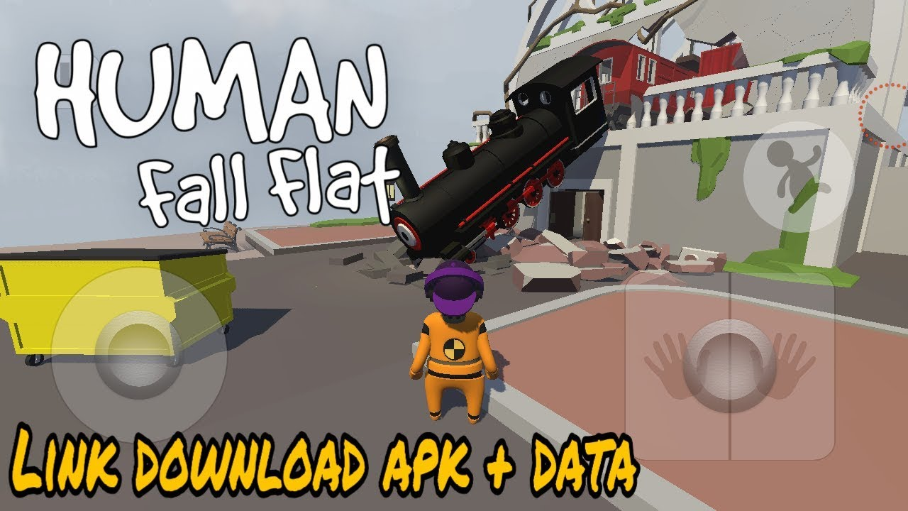 Gratis guys !!! Fall flat android + link download