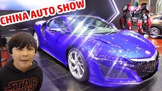 CHINA AUTO SHOW - 70 Chinese Brands & Cars YOU NEVER HEARD OF