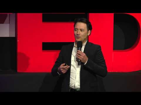 Innovation for life: Fabrice Leclerc at TEDxLausanne