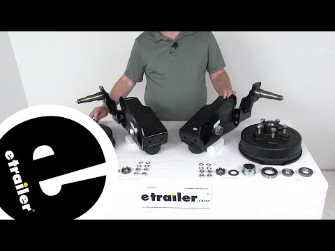 Etrailer | Review Of Timbren Trailer Leaf Spring Suspension - Axles - A35RD545E