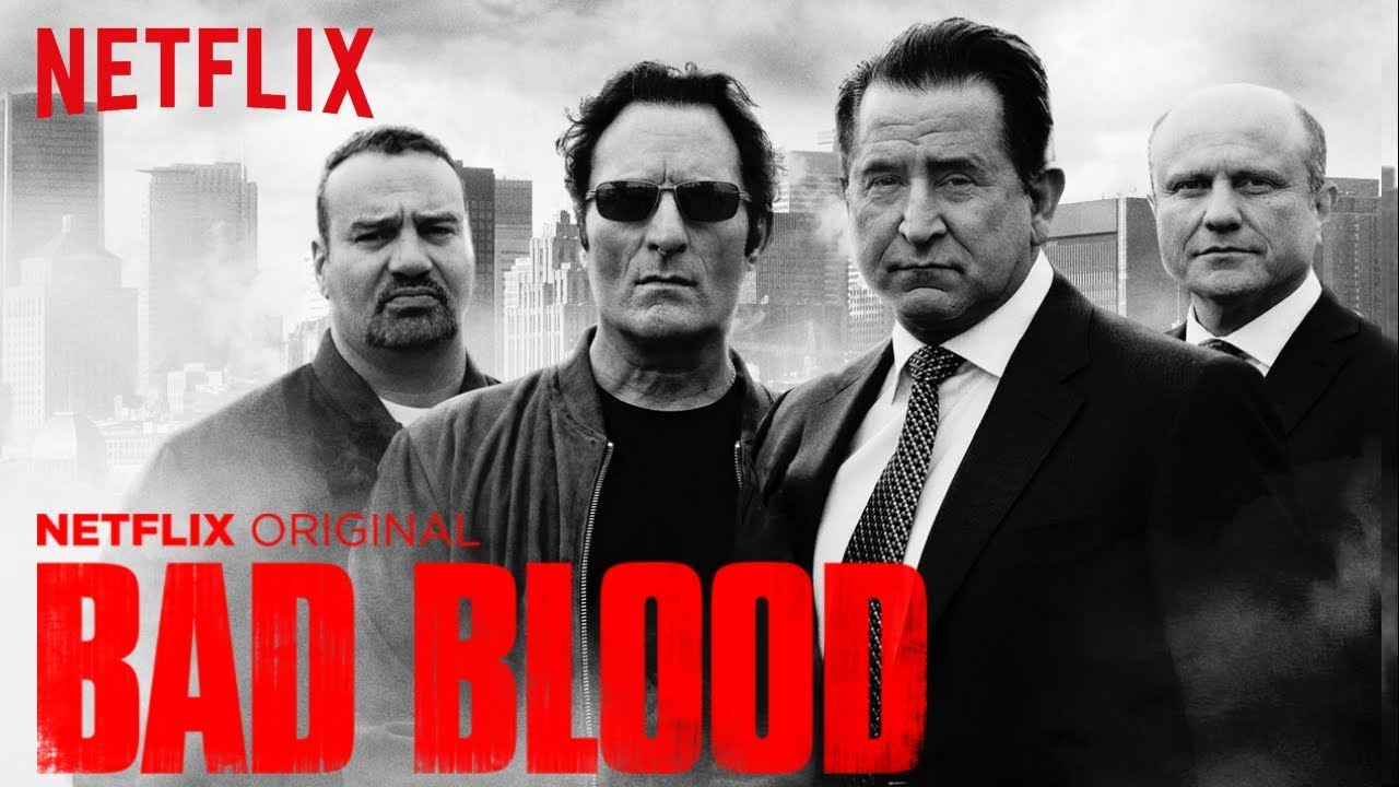 Bad Blood Serie Deutsch