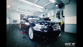 【寶傑洗車】BMW 530i (GYEON 激昂鍍膜-殿堂凱旋)[施工影片]