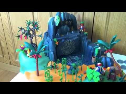 Playmobil Pirate Adventure Island How To Open The Treasure Door
