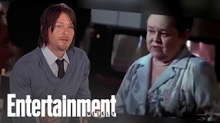 The Walking Dead: Norman Reedus' Celebrity Crush, Favorite Movie & More | Entertainment Weekly