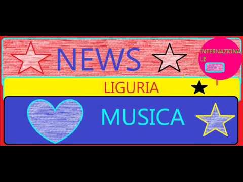 NEWS LIGURIA MUSICA INTERNAZIONALE SIGLA LIVE HD