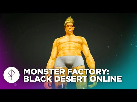 Monster Factory: Melting Bart Simpson in Black Desert Online