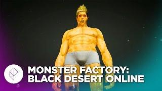 Monster Factory: Melting Bart Simpson in Black Desert Online