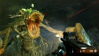 Metro Last Light NightFall Swamp PC Walkthrough Very High Settings 1080p