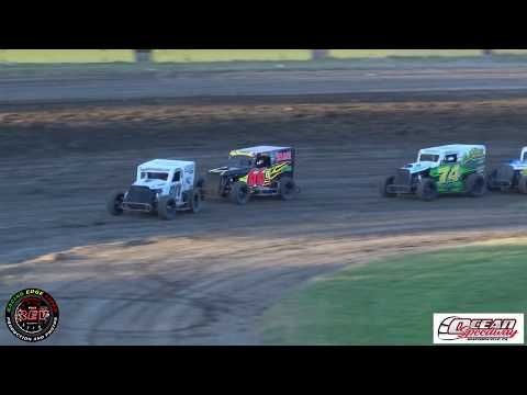 Ocean Speedway July 12th, 2019 Dwarf Car Main Event Highlights