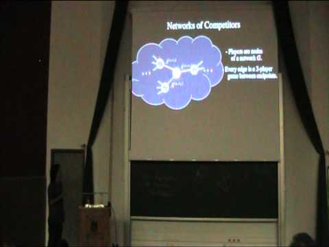 Constantinos daskalakis dissertation