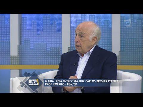 Maria Lydia entrevista Luiz Carlos Bresser Pereira, prof. emérito FGV/ SP