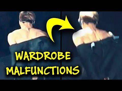BTS - Abs & Wardrobe Malfunctions