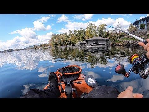 Lake George Kayak Tournament