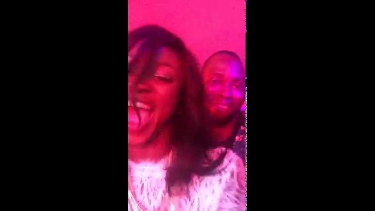Download Drunk Eva Alordiah Flirting With Her Manager! Very Nawti!